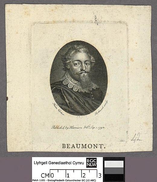 File:Portrait of Beaumont (4673622).jpg