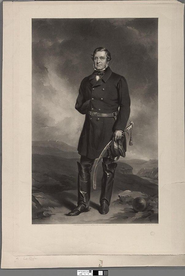 Richard Henry Fitzroy Somerset, 2nd Baron Raglan