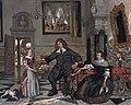 Portrait of a Family in an Interior, by Emanuel de Witte.jpg