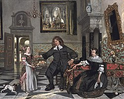 Portrait of a Family in an Interior, by Emanuel de Witte.jpg