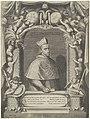 Portret van Albrecht, aartshertog van Oostenrijk, in kardinaals gewaad, RP-P-1878-A-1750.jpg