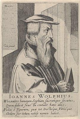 Johann Wolf