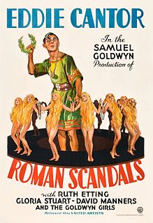 <i>Roman Scandals</i> 1933 film by Frank Tuttle