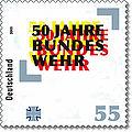 Postwertzeichen DPAG - 50 Jahre Bundeswehr 2005.jpg
