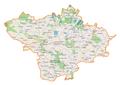 Powiat łęczyński location map.png