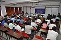 Pradip Kumar Roy Addressing - Savings Fortnight Celebrations - National Savings Institute - NCSM - Kolkata 2014-11-13 9061.JPG