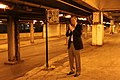 Praying in Lower Wacker Drive (6151416961).jpg