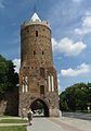 Prenzlau Stadtmauer Blindower Torturm.JPG