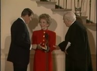 File:President Reagan's and George Bush's Oaths of Office at Swearing-in ceremony on January 20, 1985.webm