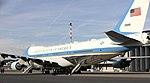 President Trump Arrives in Switzerland (39892615741).jpg