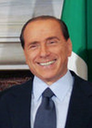 Berlusconi III Cabinet - Image: Prime Minister Silvio.trim