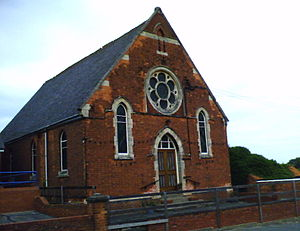 Blyton - Image: Primitive Methodist Chapel, Blyton