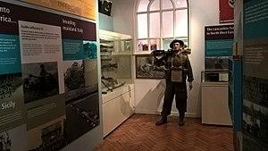 Fusilier Museum - Image: Private Arthur Jefferson VC Fusilier