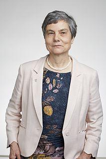 Caroline Series English mathematician