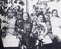Progress School students 1907 (Beaverton, Oregon Historical Photo Gallery) (98).jpg