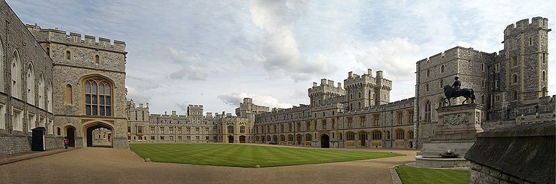Risultati immagini per residenza di Windsor