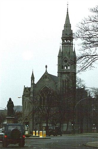 George Adam Smith - Queen's Cross Church, Aberdeen