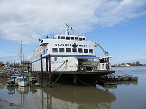 MV Queen of the Islands - Image: Queen of the Islands Delta 2008