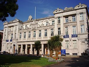 Queen Mary University of London cover