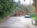 Queens Head car park, Wolverley - geograph.org.uk - 777788.jpg