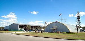 Queensland Air Museum - Queensland Air Museum, Caloundra Airport