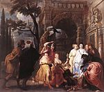 Quellinus II, Erasmus - Achilles Among the Daughters of Lycomedes - 17th c.jpg