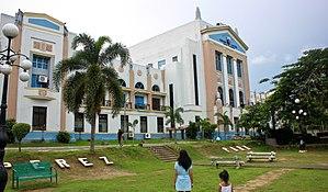 Quezon - Quezon Provincial Capitol building
