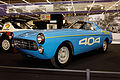 Rétromobile 2011 - Peugeot 404 diesel des records - 1965 - 001.jpg