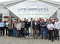 Réunion des conservateurs d'aquariums à Oceanopolis Brest en 2010.jpg