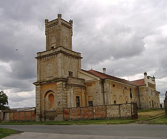 Kiszombor - Rónay big mansion
