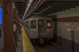 R68 Subway Car 2744, September 5th, 2014.jpg