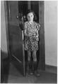 "REA, ""Girl in doorway holding an unlit lamp"" - NARA - 195875.tif"