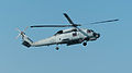 ROCN S-70C(M) 2307 Flying over Zuoying Naval Base in Morning 20141123a.jpg