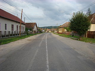 Almașu Commune in Sălaj, Romania