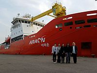 RV Araon and Asian Forum For Polar Sciences Women Group.jpg