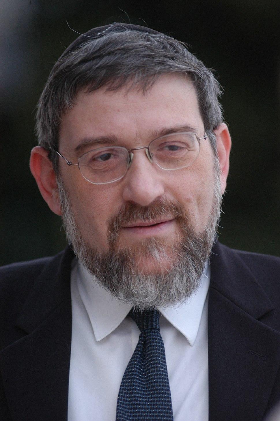Rabbi Michael Melchior