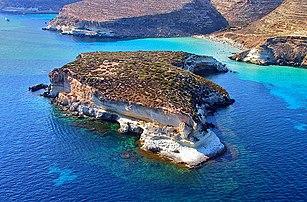 Rabbit islet (Isola dei Conigli) - Lampedusa - 3