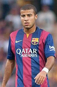 Seconda Maglia FC Barcelona Rafinha