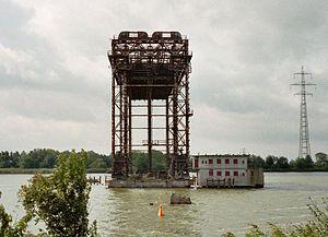 Karnin Lift Bridge