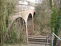 Railway Bridge Nr Crowhurst East Sussex - geograph.org.uk - 143483.jpg