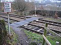 Railway Pedestrian Crossing - geograph.org.uk - 1164196.jpg