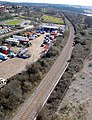 Railway line, looking down from Avonmouth Bridge - geograph.org.uk - 130865.jpg