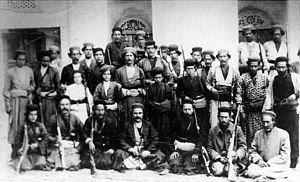 Rais Ali Delvari - Rais Ali Delvari and other fighters
