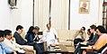 Rajiv Gauba, IAS with Venkaiah Naidu and Alain Vidalies.jpg