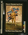 """Rally round the flag. """"We must have more men"""" LCCN2003675287.jpg"""