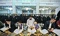 Ramadan 1439 AH, Qur'an reading at Fatima Masumeh Shrine, Qom - 17 May 2018 19.jpg