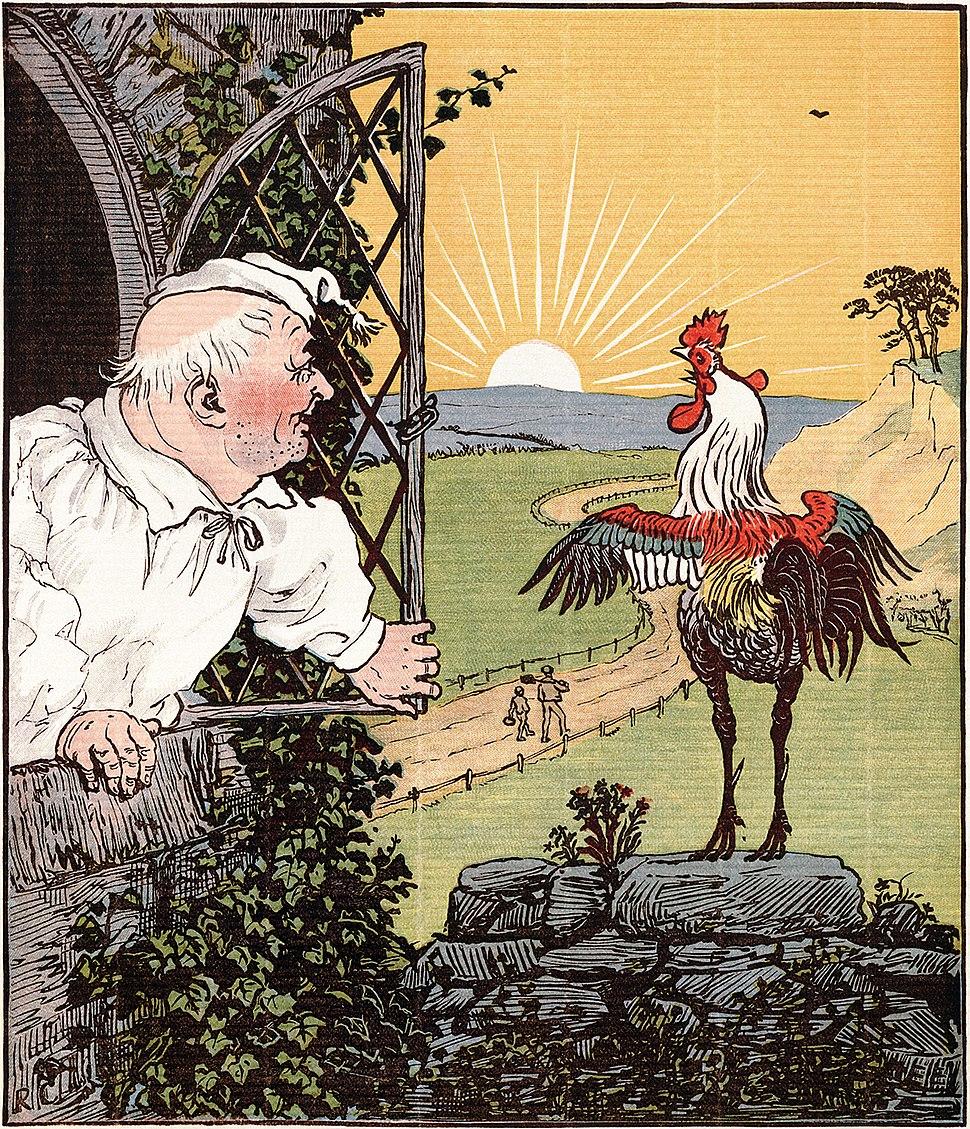 Randolph Caldecott illustration2