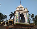 Rasmancha of Gokulananda Ek Ratna temple at Alangiri under Purba Medinipur district in West Bengal 03.jpg