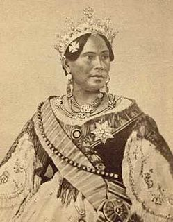 Rasoherina Queen of Madagascar