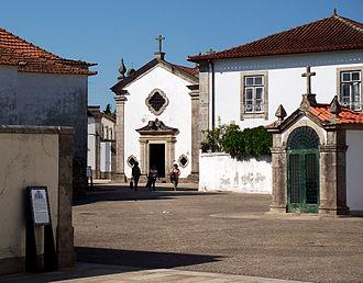 Localities of Póvoa de Varzim - São Pedro de Rates, a former township.